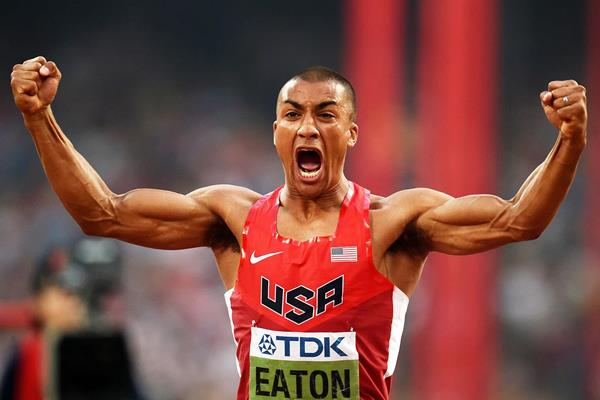 Ashton Eaton – An Olympian Born In Portland Oregon