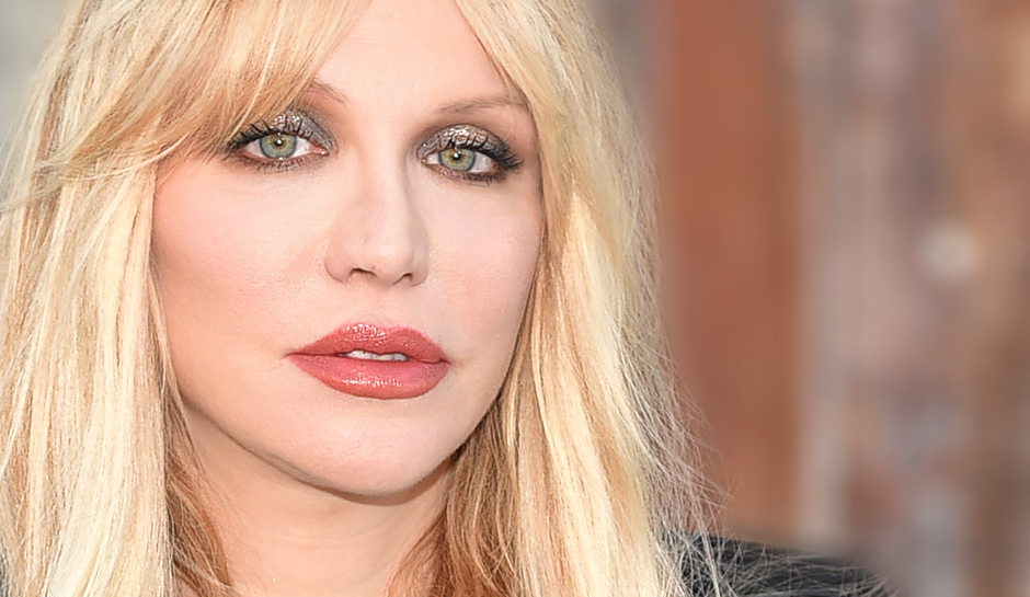 Courtney Love – Musician and Actress from Portland Oregon