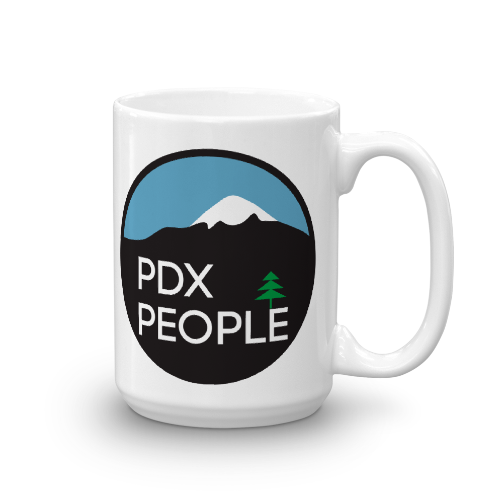 PDX People - Coffee Cup