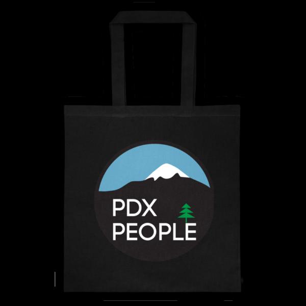 PDX People - Mt Hood - Tote Bag