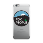 PDX People - I Phone Case