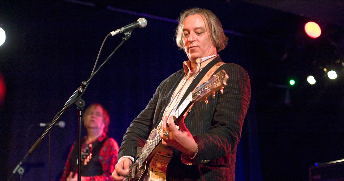 Peter Buck – R.E.M. Guitarist and Music Producer Living in Portland Oregon