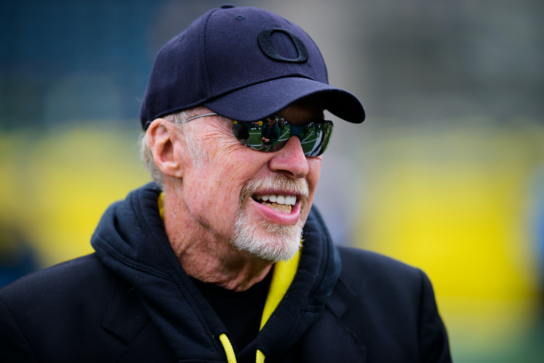 Phil Knight – Oregon's Most Influential Businessman