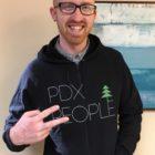 PDX People - Zip Hoodie - Jeremy