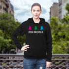 PDX People - Diversity - Black - Hoodie