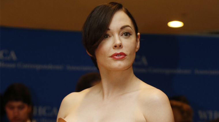 Rose McGowan – Actress and Activist