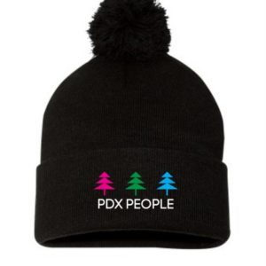 PDX People - Diversity - Beanie