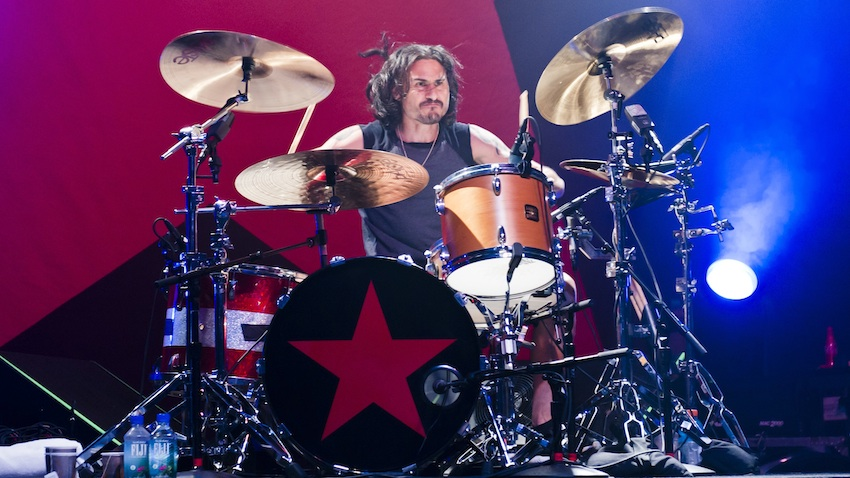 Brad Wilk – Rage Against The Machine Drummer – From Portland Oregon