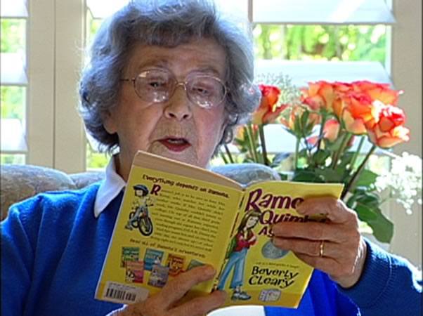 Beverly Cleary - PDX People