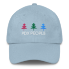 PDX People - Women's Classic - DAD Cap - Blue