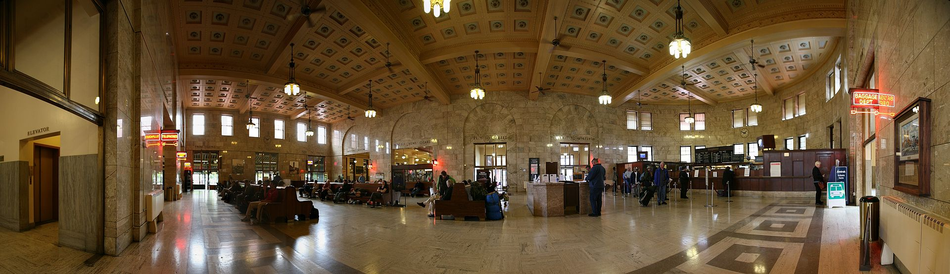 Union Station PDX