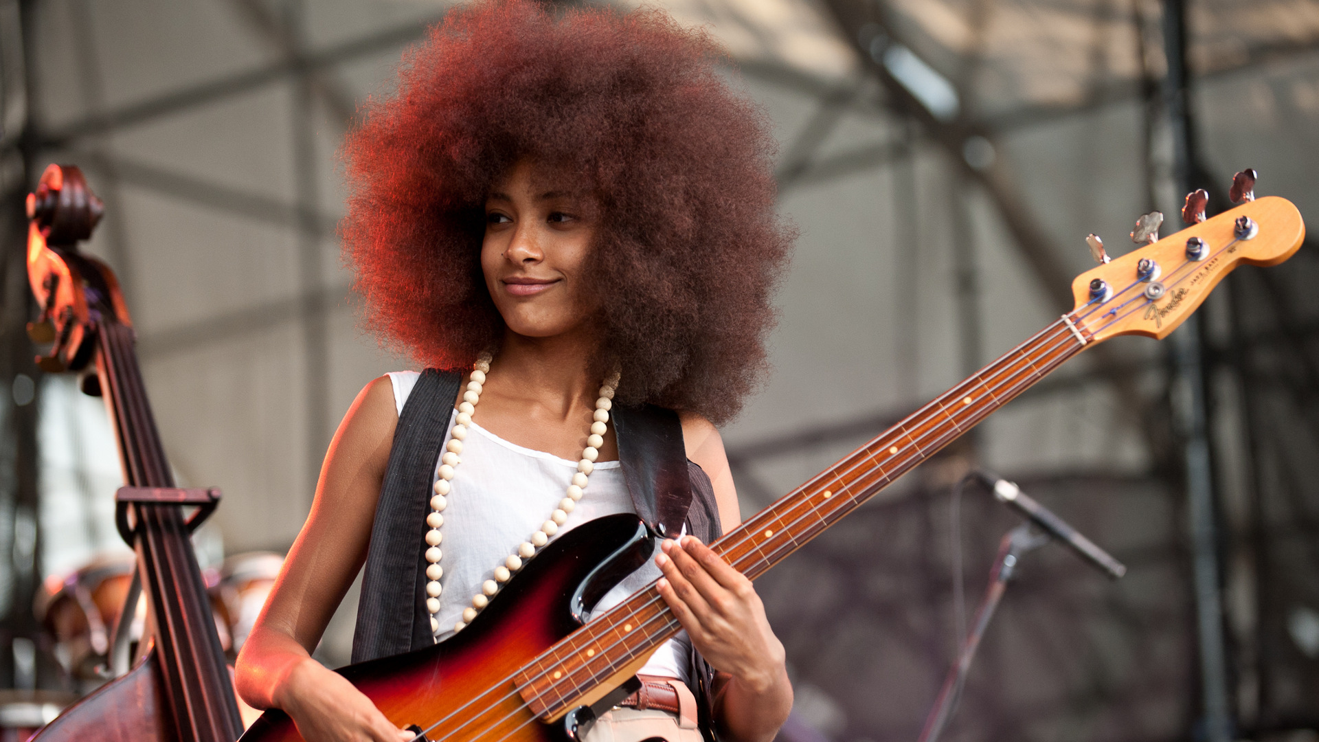 Esperanza Spalding – Musical Prodigy, Jazz Bassist and Singer