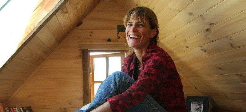 Dee Williams – Author of the Big Tiny and Inspiration for Tiny House Movement