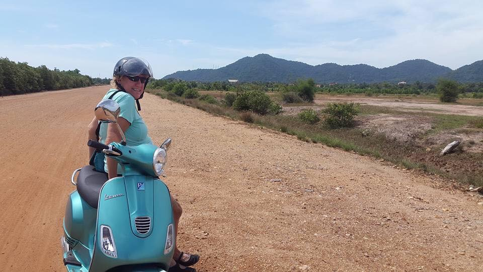 From Portland To Cambodia With Mary Volm