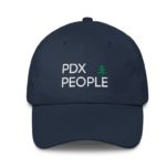 PDX - Dads Hat - Navy