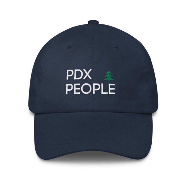 PDX - Dads Hat - Navy