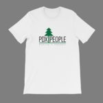 PDX People - T Shirt - White