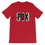 PDX 503T Shirt - Red