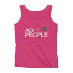 PDX Bike People - Tank Top - Hot Pink