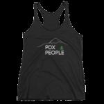 PDX-People - MT Hood - Sketch - Tank Top