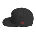 PDX - 503 - Hat - Black - Side