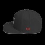 PDX - 503 - Hat - Black - Side