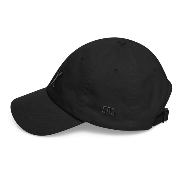 PDX 503 Dad Hat - Side View