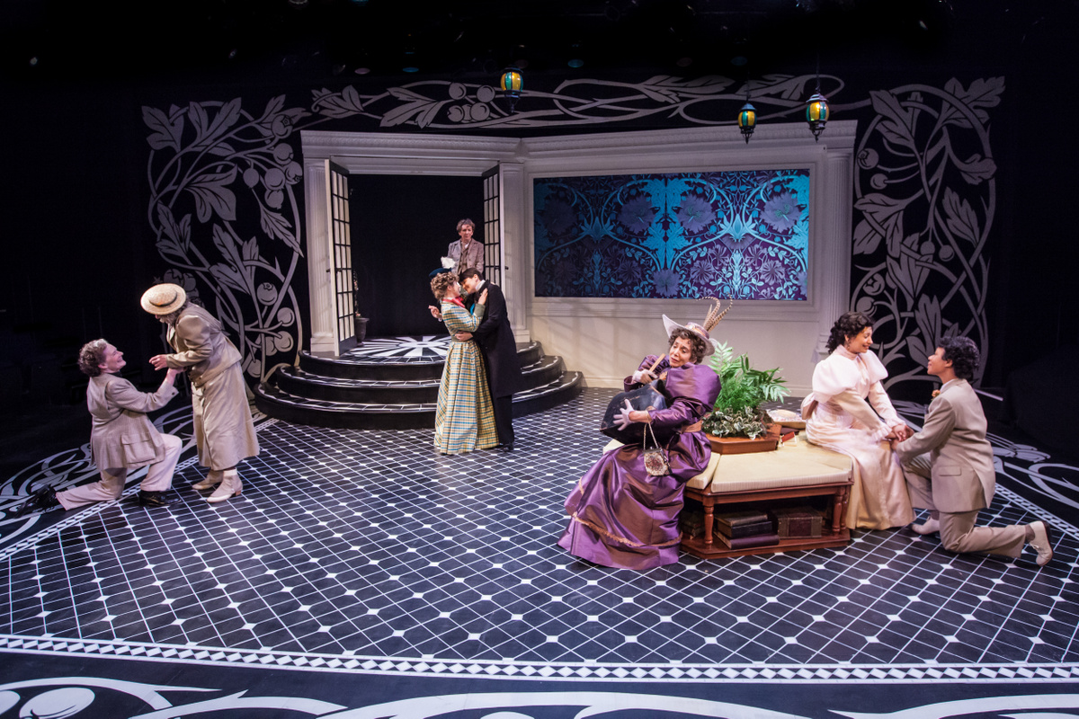 The Importance of Being Earnest at Artists Repertory Theater