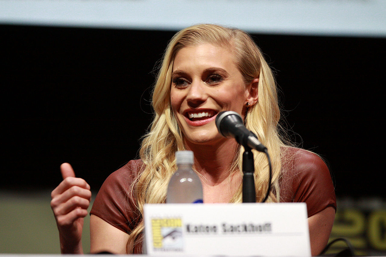 Portland People – Get To Know Actress Katee Sackhoff