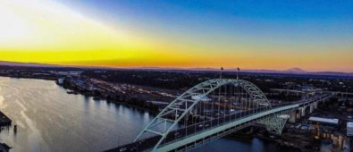 Fremont Bridge - photo by @pdx_perspective