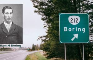 William H Boring - PDX People