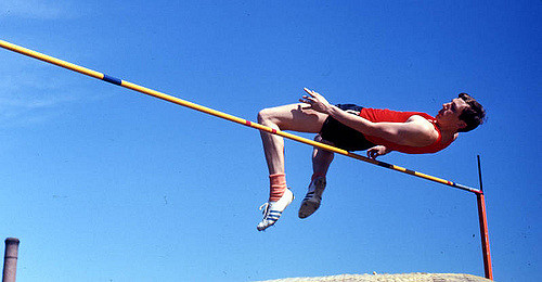 Dick Fosbury – Acclaimed Olympic Track And Field Athlete