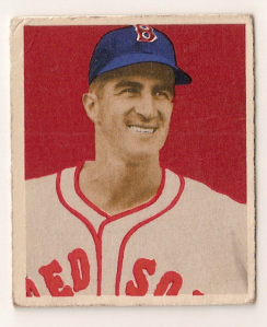 Johnny Pesky – Famed Boston Red Sox Shortstop – From Portland Oregon