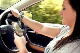 Distracted Driving – Oregon Drivers Are No Longer Allowed to Hold Cellphones While Driving as of 10-1