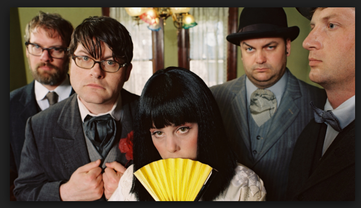 The Decemberists – Iconic Rock Band from Portland Oregon