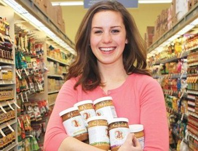 Keeley Tillotson – Co-Founder of Wild Friends Foods