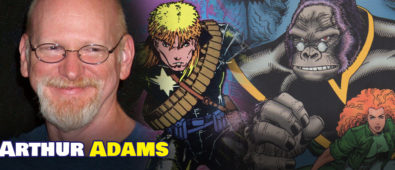 Arthur Adams – Acclaimed Comic Book Artist