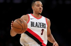 C.J. McCollum – Portland Trailblazers Shooting Guard