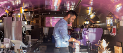 Joe Nazir – Owner of ToV Coffee in Portland Oregon