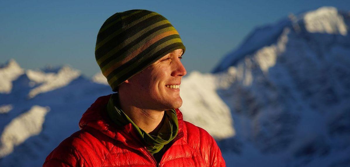 Colin O' Brady – Endurance Athlete