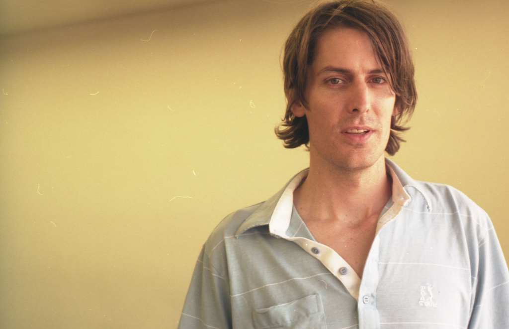 Stephen Malkmus – Lead Singer of Pavement