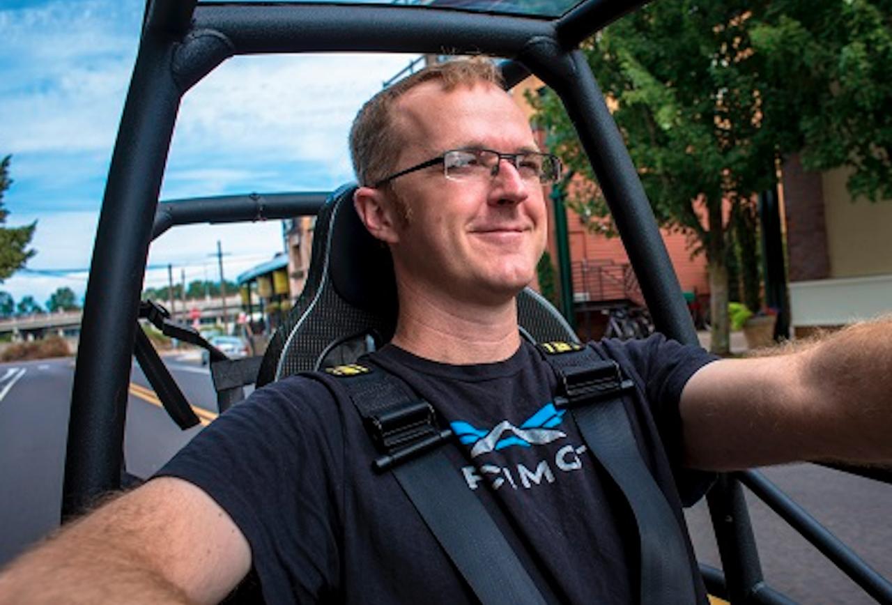 Mark Frohnmayer – Founder of Arci moto