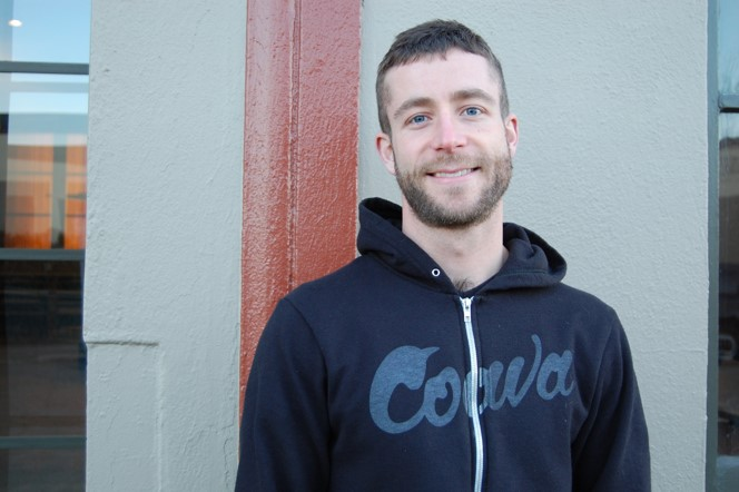Matt Higgins, owner of Coava Coffee Roasters in Portland