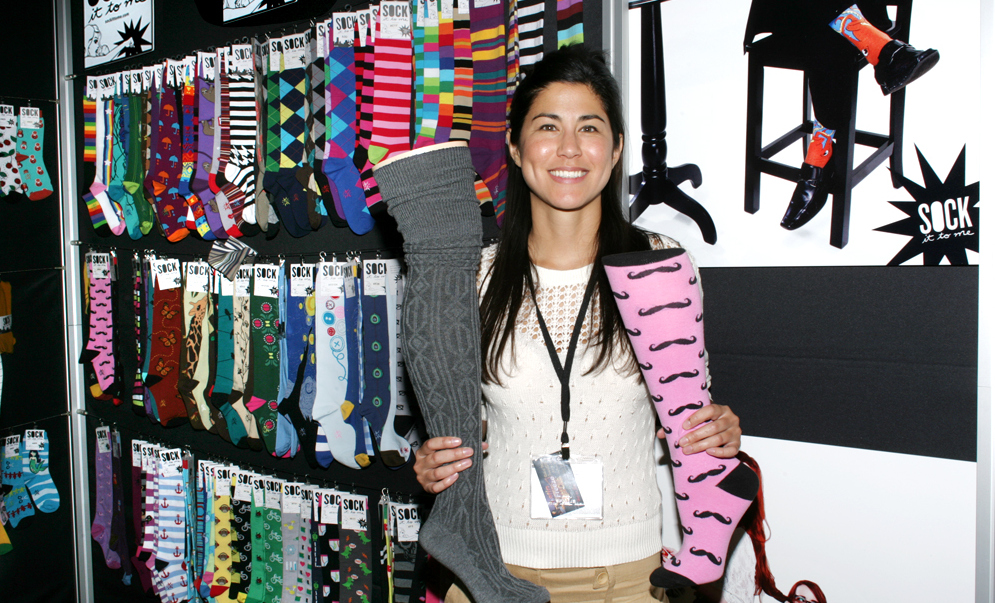 Carrie Atkinson – Founder of Sock It to Me
