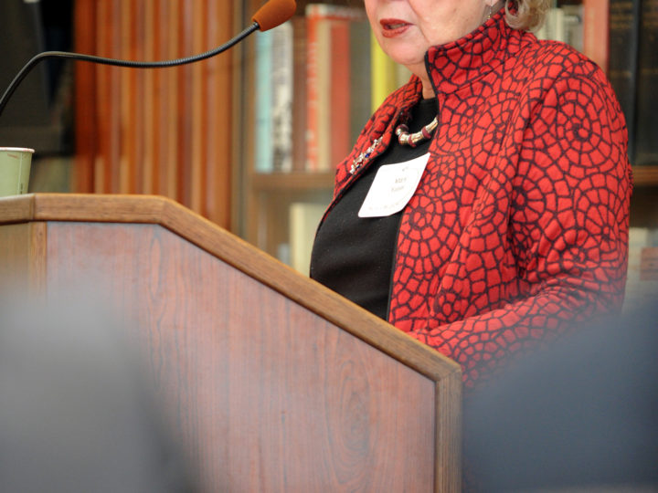 Mary Carlin Yates – Retired Foreign Services Officer At U.S. State Department